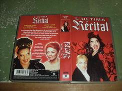 """Rare Film : """" L 'ultima Récital """" - Musikfilme"""