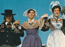 Folklore Breton Costumes Et Danse - Danses