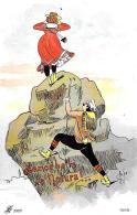 [DC3832] CPA - HUMOR - COME E' BELLA LA NATURA - Non Viaggiata - Old Postcard - Humor