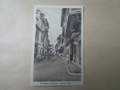 CPA COLOMBIE CARTAGENA ROMAN STREET - Colombia