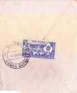 NEPAL - 1968 COMMERCIAL CANCELLATION - SINGHA DURBAR - Nepal