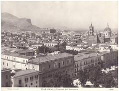 Palermo Panorama Dall'Osservatorio - Lieux