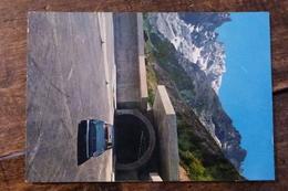 ITALIE, COURMAYEUR, ENTREVES, ENTREE DU TUNNEL ET LE MONT BLANC, 1966 - Italie