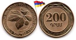 Arménie - 200 Dram 2014 (Beech - UNC) - Armenia