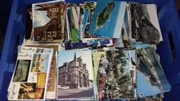LOT DE 1000 CARTES POSTALES MODERNES - PORT GRATUIT - MAJORITAIREMENT FRANCE - PAS DE DOUBLES - Cartes Postales