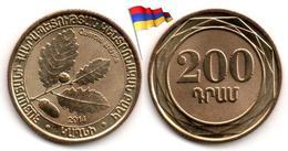 Arménie - 200 Dram 2014 (Oak - UNC) - Armenia