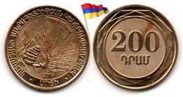 Arménie - 200 Dram 2014 (Pine - UNC) - Armenia