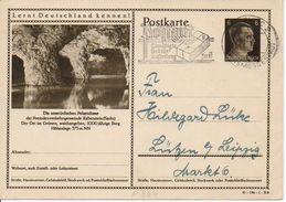 5/ Deutsches Reich Ganzsache Bildpostkarte P 304/ 41-185-1-B9 Gelaufen/ Used - Ganzsachen