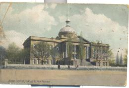 SANTA   FE' STATE CAPITOL NEW MEXICO VIAGGIATA  1911 FP - Santa Fe