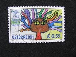 Österreich  2447  O - 2001-10 Used