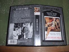 """Rare Film : """" Le Cave Est Piege   """" - Policiers"""