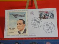 FDC > 1970-1979 > Paul Codos - Henri Guillaumet - 02 Iviers - 24.2.1973 - 1er Jour.Coté 35 € - FDC
