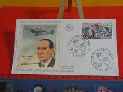FDC > 1970-1979 > Paul Codos - Henri Guillaumet - 02 Iviers - 24.2.1973 - 1er Jour.Coté 35 € - 1970-1979
