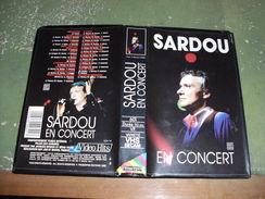 """Rare Film : """" Sardou En Concert   """" - Concert Et Musique"""