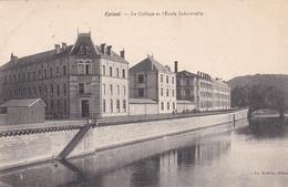 Epinal Le Collège Et L'école Industrielle - Epinal