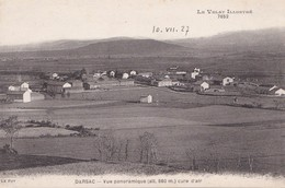 DARSAC (43) - CPA - Vue Panoramique, Cure D'air, Le Velay Illustré - Otros Municipios