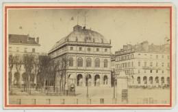 CDV 1870-80 A. Autin & A. Lacroix. Théâtre Du Havre. - Anciennes (Av. 1900)