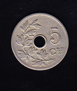 BELGIUM MORIN CAT N° 272  TTB+    (A149) - 03. 5 Centimes