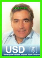 BUCARESTI, ROUMANIE - USD - UNIUNEA SOCIAL DEMOCRATA - - Roumanie