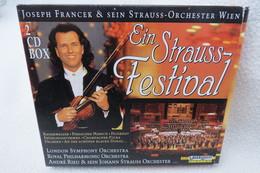 """2 CD-Box """"André Rieu Und Sein Johann Strauss Orchester"""" Ein Strauss-Festival - Instrumental"""