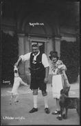 BAYREUTH 1931 : L. Melchior M.s. Gattin - Bayreuth