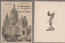 La BASILIQUE Du Voeu National Au SACRE- COEUR. - Religion & Esotérisme