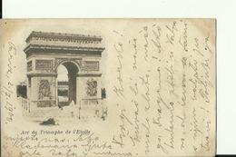FR2367  --  PARIS  --  ARC DE TRIOMPHE  --  1900 - Triumphbogen