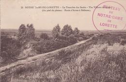 Notre Dame De Lorette La Tranchée Des Saules - France