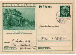 16/ Deutsches Reich Ganzsache Bildpostkarte P221/ 061 Gelaufen/ Used - Ganzsachen