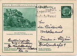 17/ Deutsches Reich Ganzsache Bildpostkarte P221/ 061 Gelaufen/ Used - Ganzsachen