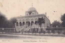 Environs D'Arcachon Villa Algérienne - Arcachon