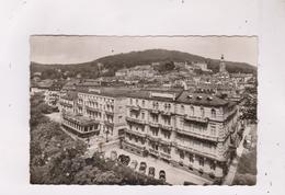 CPA PHOTO BADEN BADEN, HOTEL EUROPAISCHER HOF En 1917! - Baden-Baden