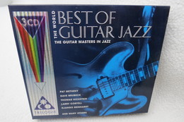 "3 CD-Set ""The World Best Of Guitar Jazz"" Triologie - Jazz"