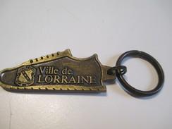 CANADA/Sport / Course à Pied / Le 10 Kilométres De LORRAINE/Ville De Lorraine/Métal / Années60       POC227 - Porte-clefs