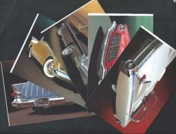 USA. Scott # UX 549-53 Mint. Postal Cards. America On The Move 2008 - Postal Stationery