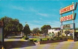 Texas Abilene The Sunset Lodge - Abilene