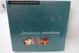 "3 CD-Set ""Christmas Emotions"" First Class Music By Klassik Radio - Christmas Carols"