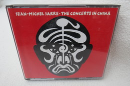"""2 CDs """"Jean-Michel Jarre"""" The Concerts In China - World Music"""