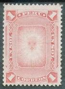 PERÙ-Yvert 25-MLH-PER-6874 - Pérou