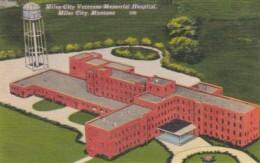Montana Miles City Veterans Hospital - Miles City