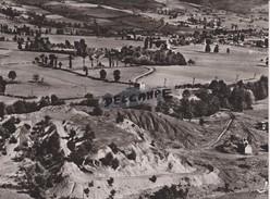 PHOTO ANCIENNE  AERIENNE RARE,PAR LAPIE SERVICE AERIEN,EN SEPTEMBRE 1959,69,RHONE,SAINTE FOY L'ARGENTIERE,PRES LYON - Lieux