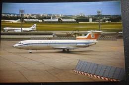 CYPRUS AIRWAYS   TRIDENT 2E   5B DAB   COLLECTION VILAIN N° 27 - 1946-....: Modern Era