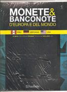 Monete & Banconote D'Europa E Dal Mondo  Prima Uscita - Hachette - Italienisch