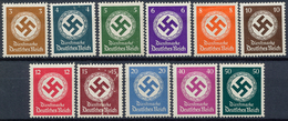 Stamps    Germany 1927  MH Lot35 - Officials
