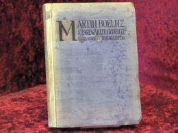 Ausgewählte Gedichte Von Martin Boelitz - Libri Vecchi E Da Collezione