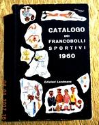 CATALOGO Dei FRANCOBOLLI  SPORTIVI  Nel MONDO - Year 1960. - Francobolli