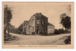 1 - Bombaye - Maison Deliege- Route De Visé  Et De Berneau - Dalhem