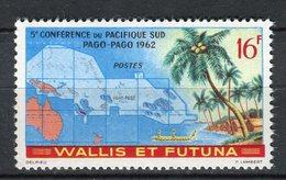Wallis Et Futuna 1962. Yvert 161 * MH. - Neufs