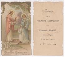 Images Pieuses 1924 G .MOREL De GERVAL( Succ) - Religion & Esotericism