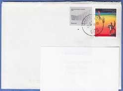 Österreich 55 C Sondermarke + Zusatz Auf Brief - 2011-... Cartas